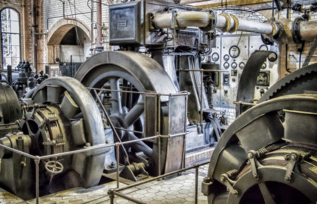 Эксплуатации инженерного оборудования зданий в ERP  в 1С: ТОИР