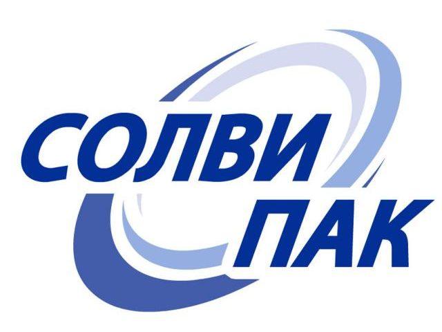"""Автоматизация рулонной полиграфии """"Солви Пак"""""""