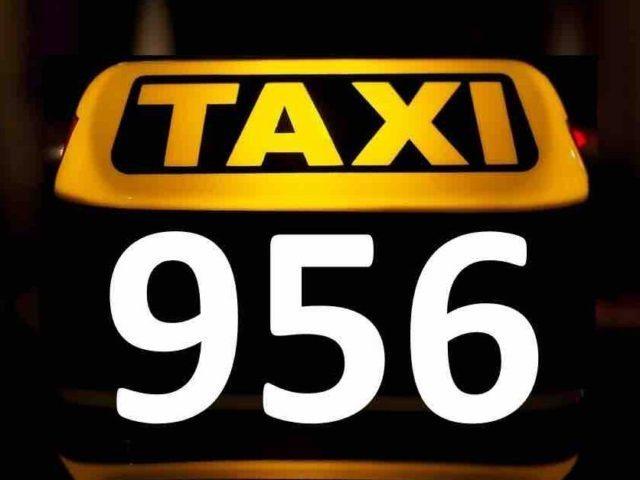 Внедрение системы 1С: Альфа-авто в такси 956
