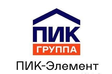 Логотип компании ПИК - Автоматизация производственно-финансового учёта